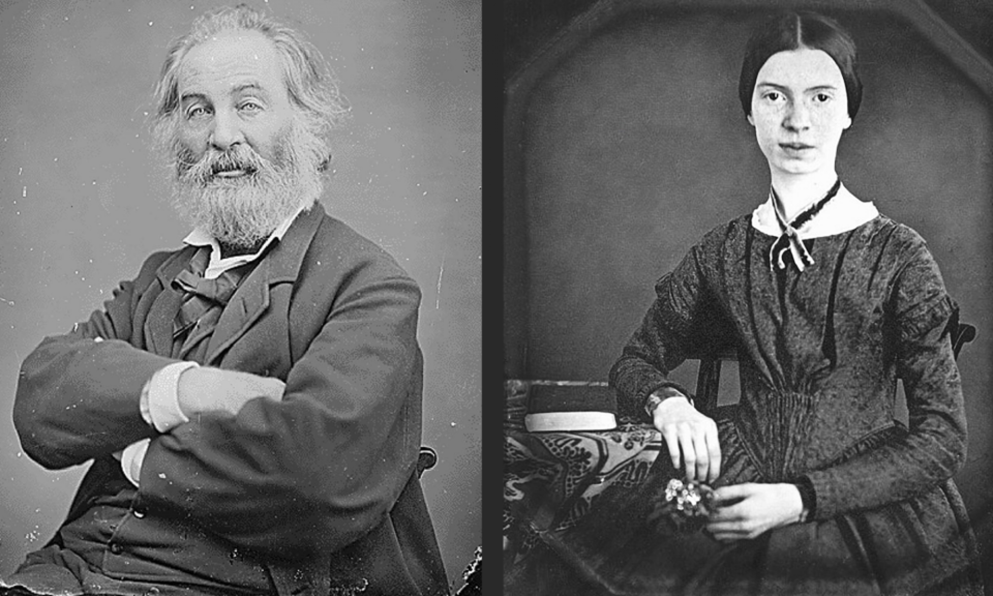 Whitman and Dickinson